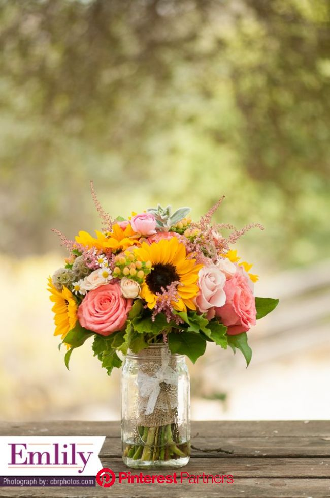 Gallery | Emlily Floral | Wedding flowers, Sunflower wedding, Floral wedding