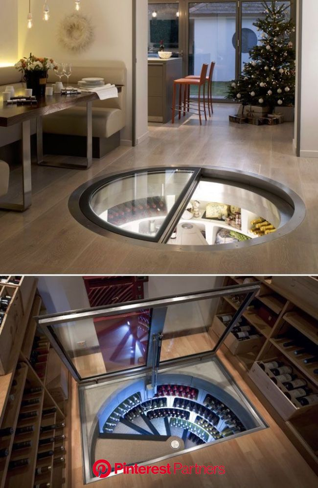 The coolest wine cellar ideas | Spiral wine cellar, Home wine cellars, Wine cellar design