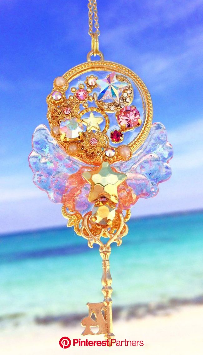 メリー☆18日~池袋MTP♡ (@meleemerry) | Magical jewelry, Kawaii jewelry, Fantasy jewelry