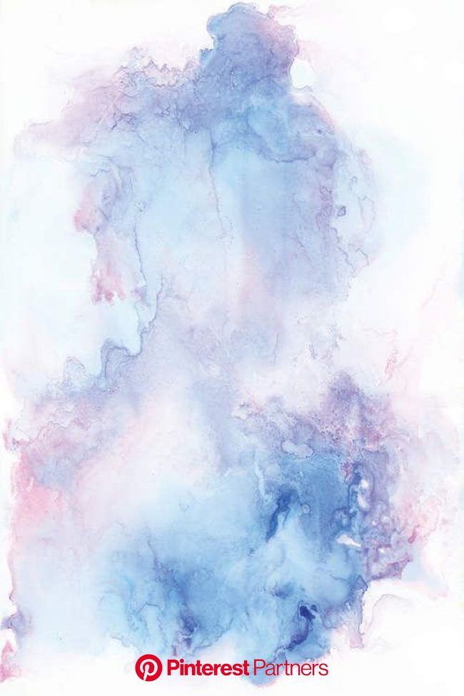 Cotton Candy Canvas Wall Art by Albina Bratcheva | iCanvas in 2021 | Cute pastel wallpaper, Watercolor background, Abstract watercolor art
