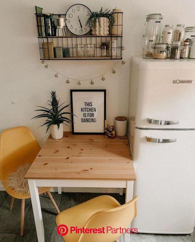 10 ideas para decorar los espacios pequeños de tu departamento | Diseño de interior para apartamento, Diseño de interiores de cocina, Ideas de decorac