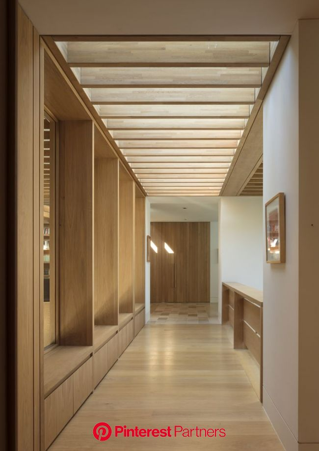 Gallery of Hampshire House / Niall McLaughlin Architects - 7 | Hampshire house, Corridor design, House