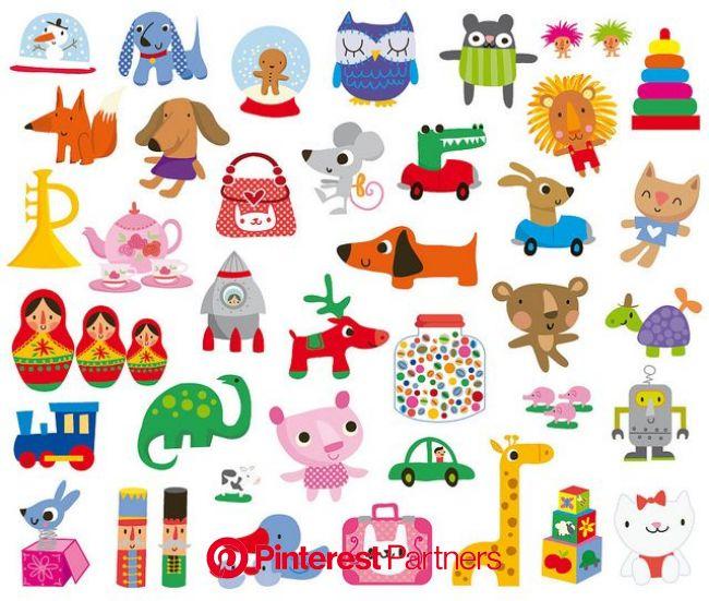 toys   Cute art, Shrink art, Cute illustration