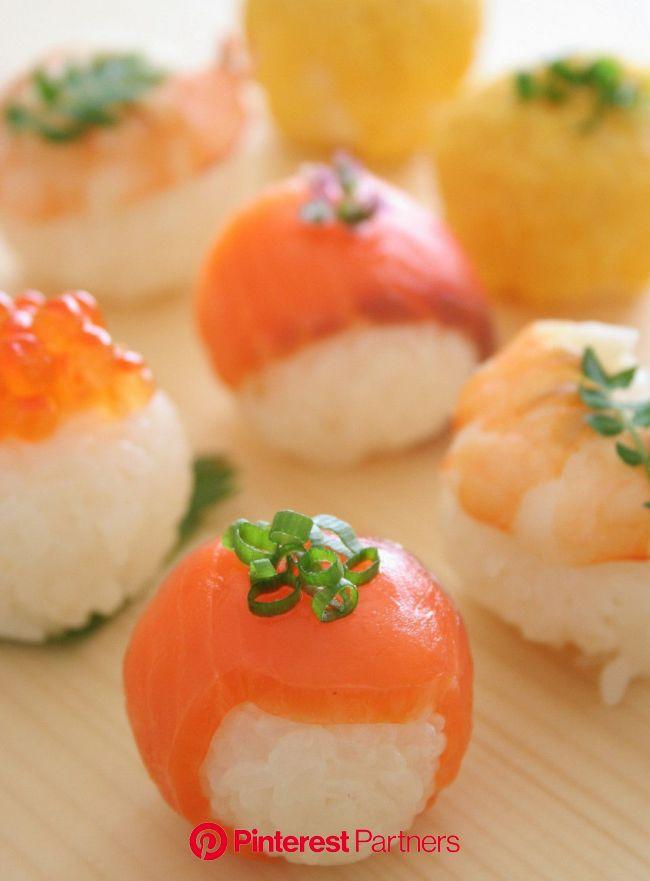 プチ手毬寿司 きちんとレシピ | レシピ | 手毬寿司, レシピ, 料理 レシピ