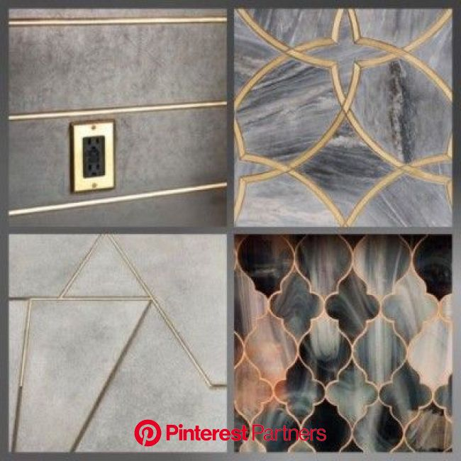 Make Your Grout Stand OUT | Interior design kitchen, Design, Tiles
