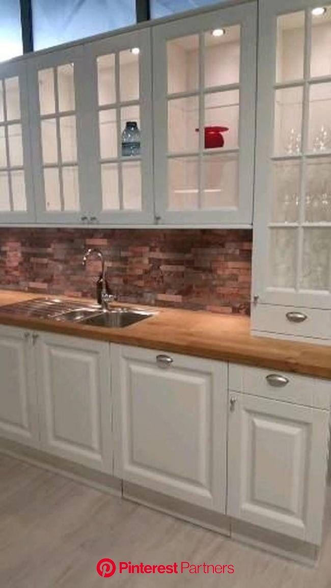 Easy Kitchen Makeover Ideas in 2021   Kitchen furniture design, Kitchen room design, Rustic kitchen