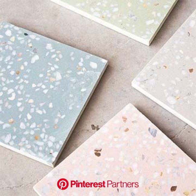 Oh my, I love these #terrazzo tiles!  Terrazzo Tile Factory | Custom designs and colours | MOSAIC Factory | Terrazzo tile, Terrazzo, Tiles