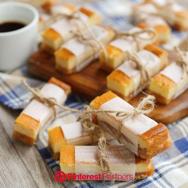 しっとり甘酸っぱ♪ りんごとはちみつのスティックチーズケーキ | Recipe in 2020 | Sweets recipes, Dessert recipes, Food drink