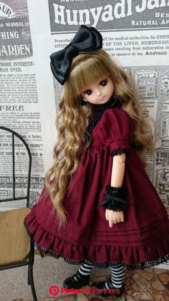オーダーリカちゃんとクラシックアリス - リカちゃん | 手作り 人形 服, リカ ちゃん ドレス, 可愛い 人形