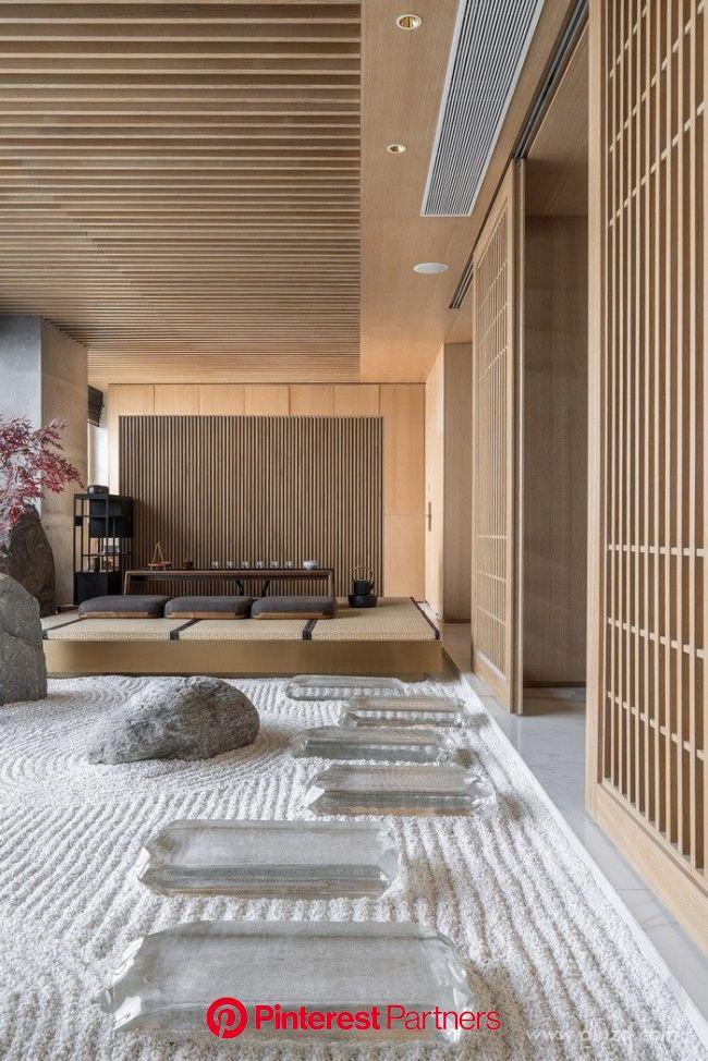 Pin van Peter op Architektur/Design (met afbeeldingen) | Modern japans interieur, Japans interieur, Japanse architectuur