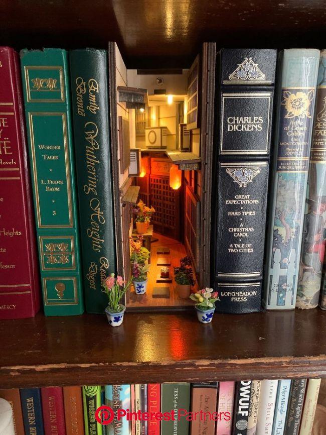 いっちー@バーチャル精神科医 on Twitter em 2020 | Quartos em miniatura, Cantinhos para livros, Amantes de livros