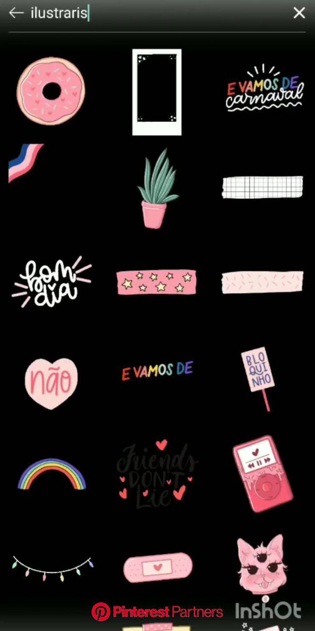 40+ Aesthetic Instagram Story Gif's - Instagram story stickers [Video]   Instagram emoji, Iphone instagram, Instagram gift