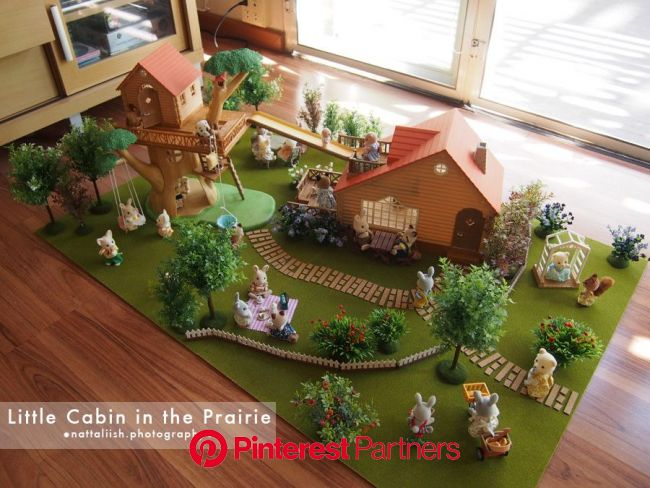 AlltheLittleThings': Holiday at Log Cabin   OLYMPUS DIGITAL …   Flickr   Sylvanian families, Sylvanian families house, Family diy
