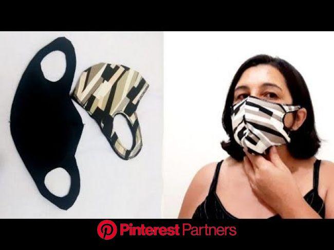 Máscara muito fácil de fazer - YouTube | Máscara para crianças, Máscara, Proteção para crianças