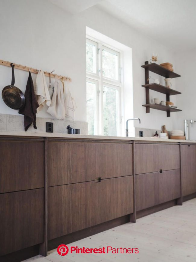 The All-Bamboo Kitchen: Ask og Eng's Sustainable Kitchen Design | Sustainable kitchen design, Modern kitchen design, Sustainable kitchen