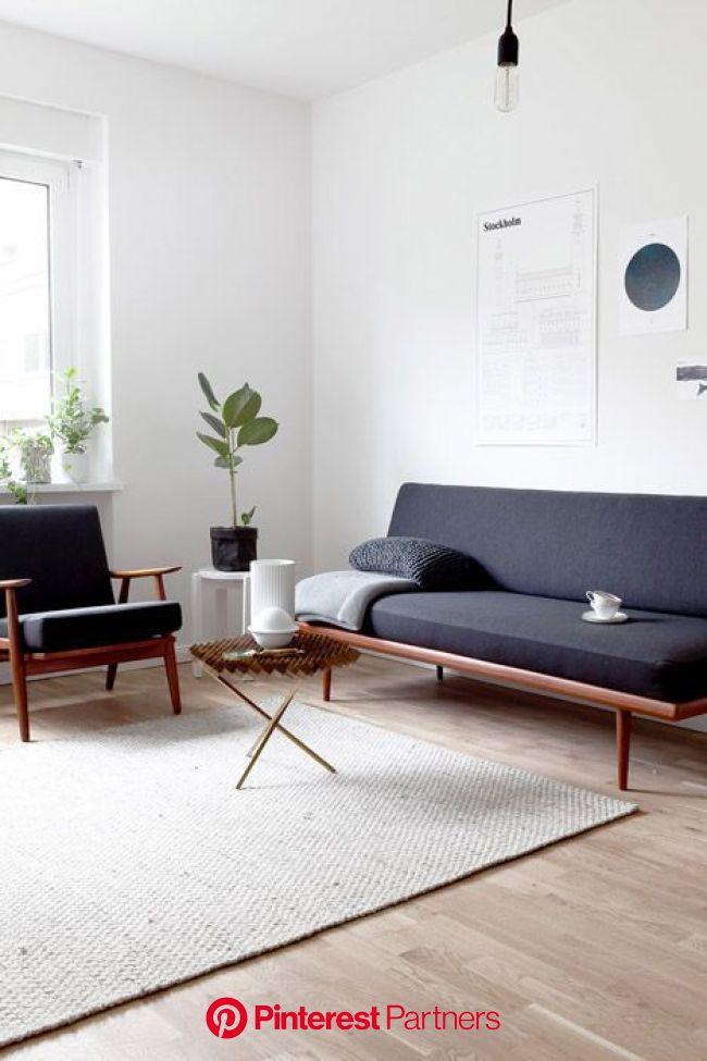 狭い部屋もすっきり広々♡狭さを克服するレイアウトアイデア10選 (With images) | Minimalism interior, Minimalist living room, Living room scandinavian