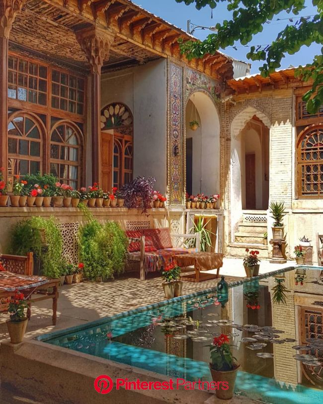 #irantravel | Dream home design, Architecture, Pretty house
