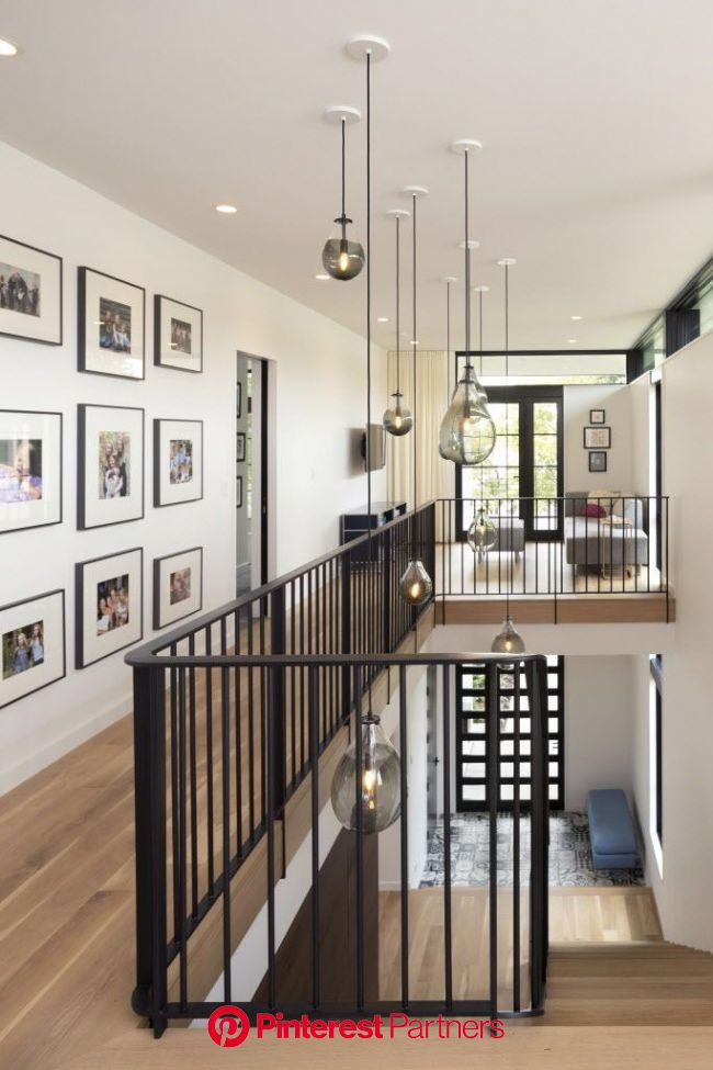 Opposite styles attract in a Minneapolis couple's modern urban lake home | Home interior design, Home, House interior