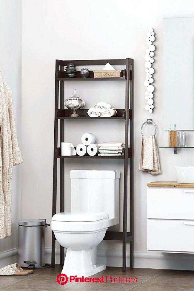 Space-Saving Bathroom Organization Ideas to Optimize your Tiny Bathroom Easily in 2020 | Space saving bathroom, Bathroom design