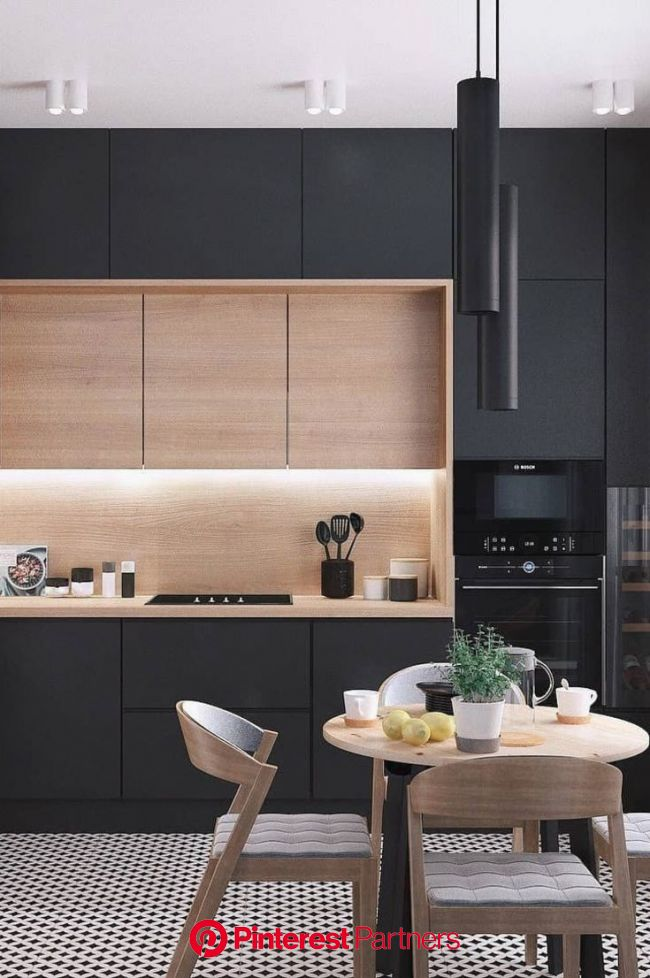 7 Kitchen Bloggers to Follow for Kitchen Inspiration | The Lark | Contemporary kitchen decor, Modern kitchen interiors, Interior design kitchen