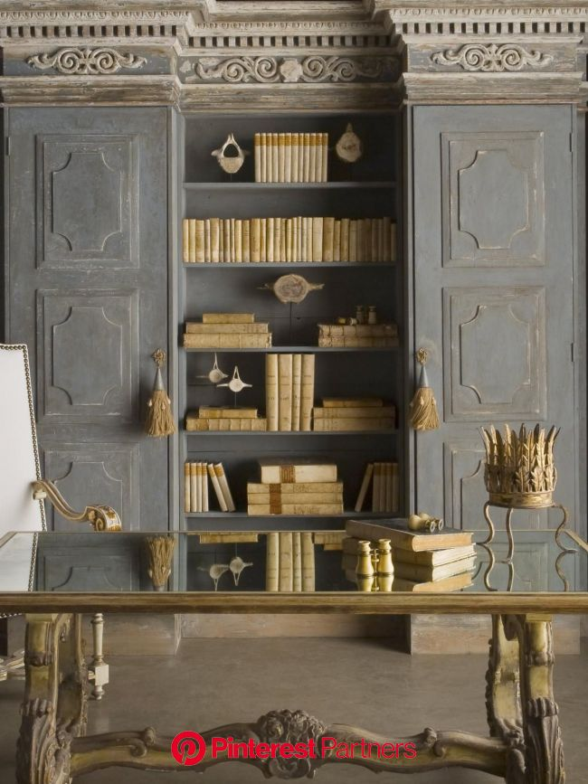 Photo Page | Photo Library | HGTV | Home libraries, Home library design, Interior