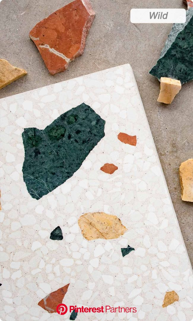 Terrazzo marble wild | Terrazzo flooring, Terrazzo, Porch tile