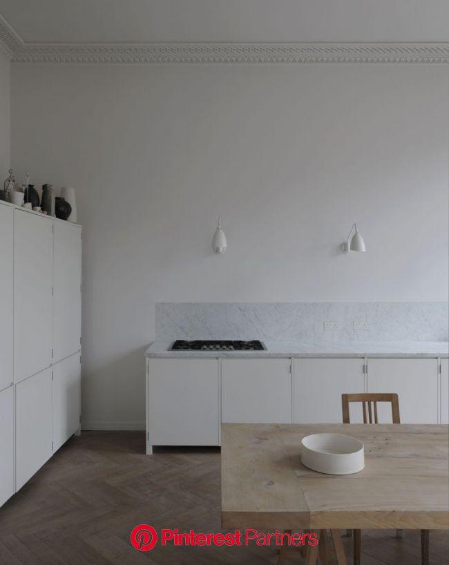 DRDH architects - Apartment Bryanston square marylebone drdharchitects.co.uk/#apartment_bryansto…   Minimal kitchen design, Minimalist kitchen, Kitche