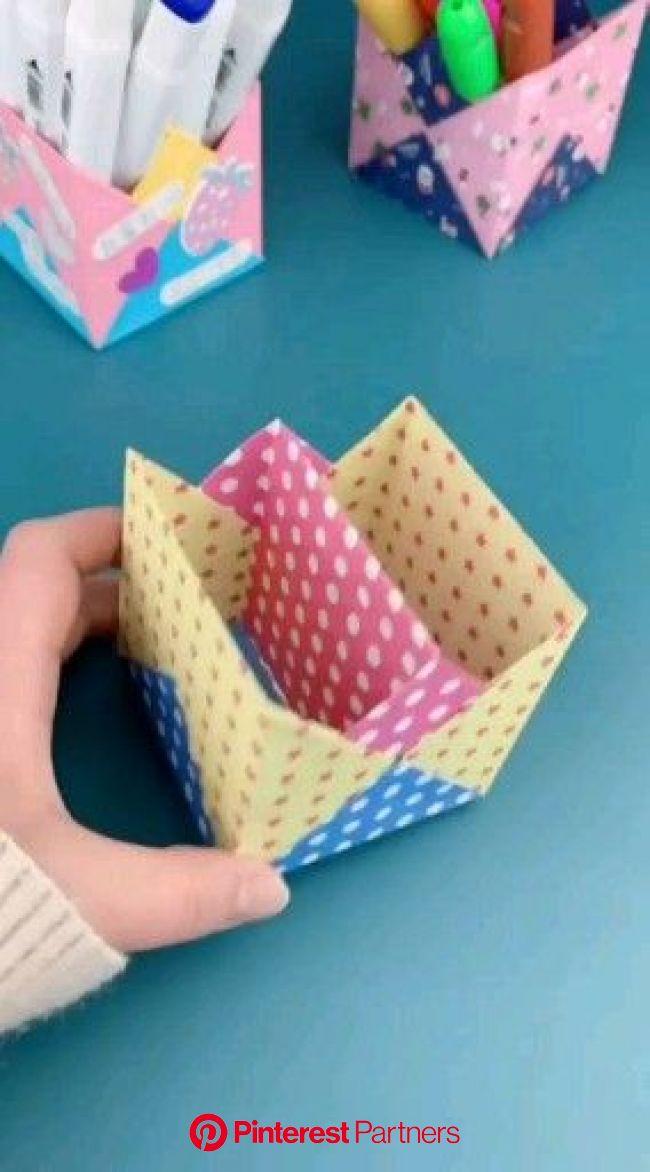 「「Pin 26」[動画]」[動画]【2020】(動画あり) | 折り紙 かぶと, ユニット折り紙, 折り紙 アート