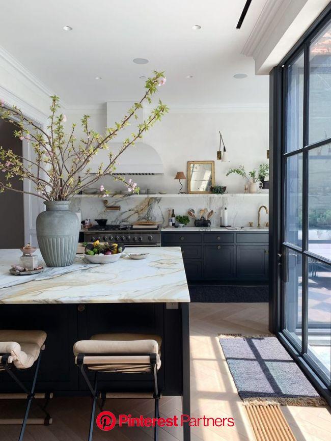3 Stunning Marble Types to Consider for Your Kitchen Counters   Küchenrenovierung, Küchenumbau, Küchen design