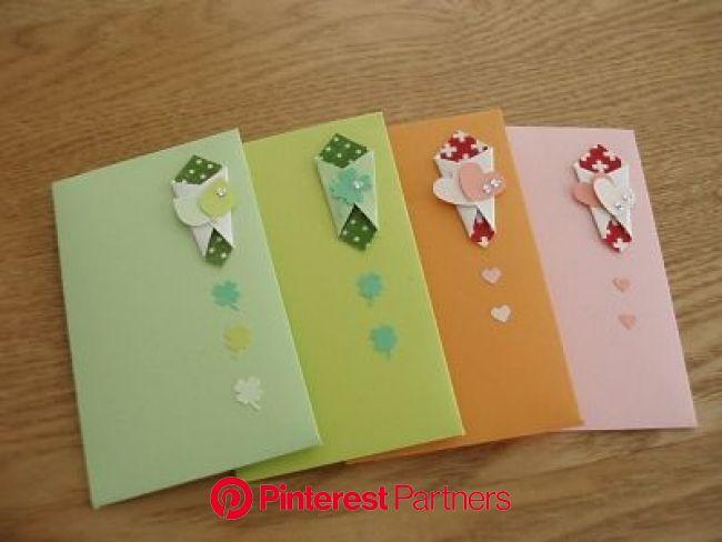 手作り(いろいろ) | *Poti Boti Botti* | ぽち袋 手作り, 折り紙の封筒, 折り紙 デザイン
