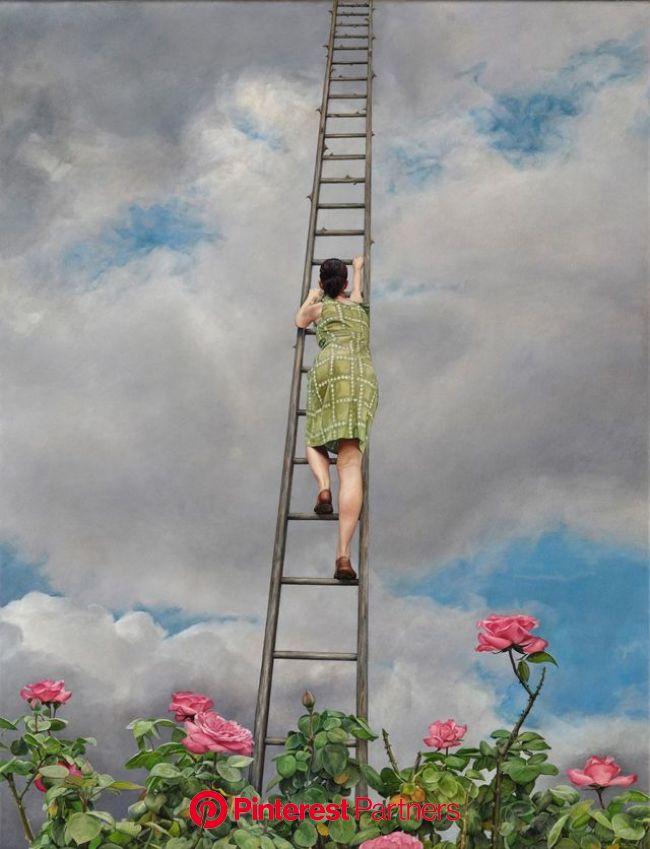 Darkly Surreal Paintings by Lisa Adams | Surrealism painting, Surreal art, Surrealism