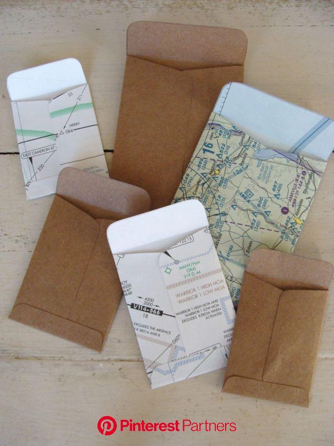 DIY Mini Envelopes | Mini envelopes diy, Mini envelopes, Diy envelope
