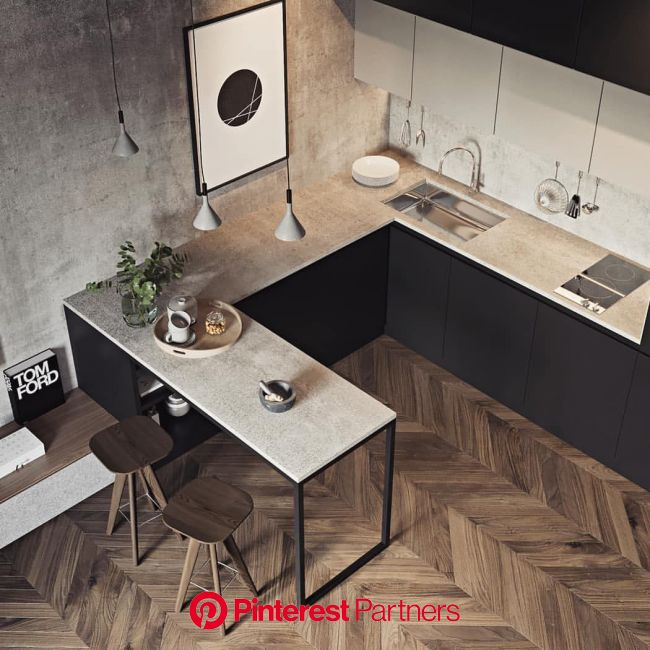 ALL OF RENDERSさんはInstagramを利用しています:「#AllofRenders  Magnificient Kitchen ♥ Render by Andrey Kabanov Are you looking for… | キッチンインテリアデザイン, 小さなキッチン