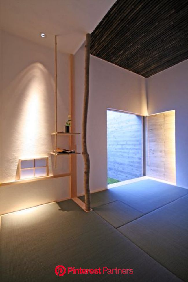 Pin by 배움 on room | Tea house design, Minimalism interior, Japanese house