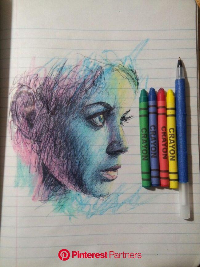 Fancy art, Crayon art, Art