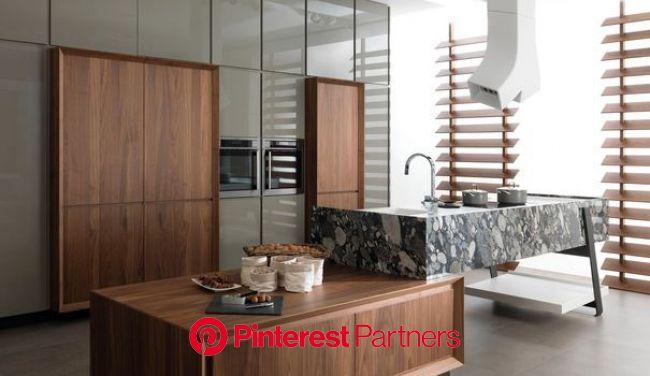 Cuisine contemporaine : blanche, moderne, en bois, noire, chic, bleue... (avec images) | Cuisine contemporaine, Décoration intérieure cuisine, Cuisine