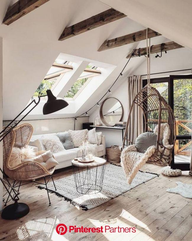 neutral boho living room #home #style | Room inspiration bedroom, Cozy room, Bedroom decor