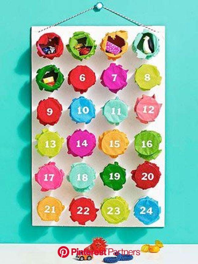 Creative Holiday Crafts for Kids   Creative holiday crafts, Christmas countdown diy, Christmas calendar