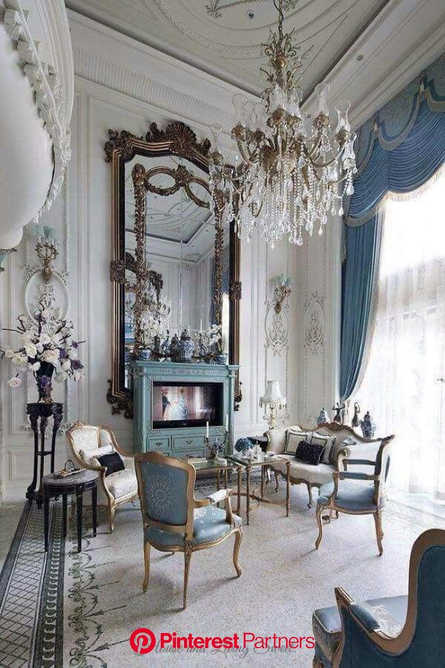 23 Stunning Living Room Designs to Inspire Your Next Remodel | French country living room, French country decorating living room, French living rooms
