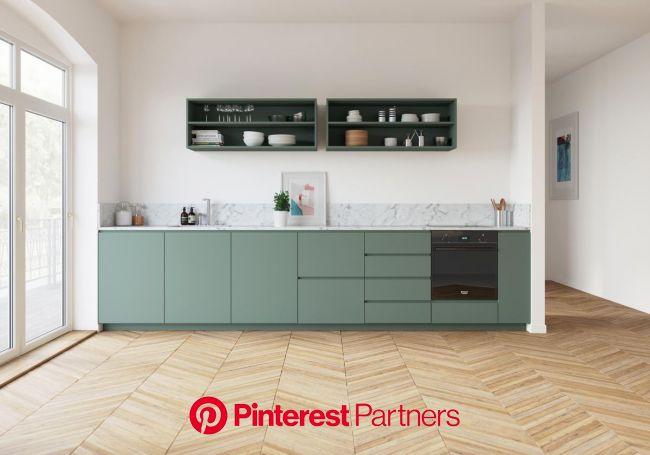 Personnalisez votre cuisine, en choisissant les facades et les poignées Plum. Nos finitions haut de g… en 2020 | Cuisine ikea, Intérieur moderne de cu