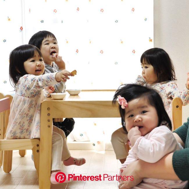 「多胎児ママインタビュー (年子双子&ベビー)ごはん・寝かしつけ」[動画] | 育児, 双子, 多胎児