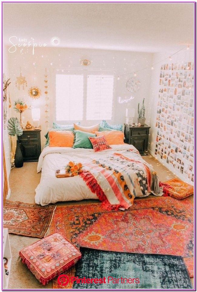How To Choose A Right Curtains For Girl Rooms in 2020 | Cute dorm rooms, Stylish bedroom