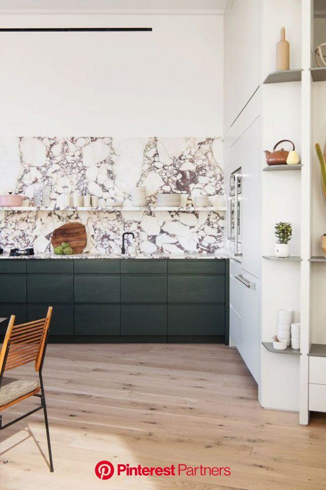 Sleek and Sophisticated Minimalist Kitchens Ideas to Try Out | Modern kitchen design, Minimalist kitchen, Minimalist home interior