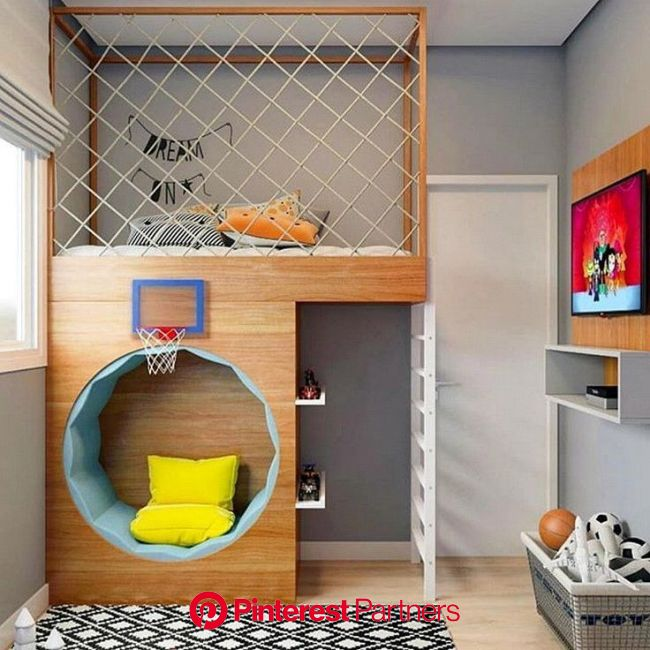 Talk about kids bedroom design inspiration -- If it's furniture related, cubicles.com can help…   Kids bedroom inspiration, Kids bedroom designs,