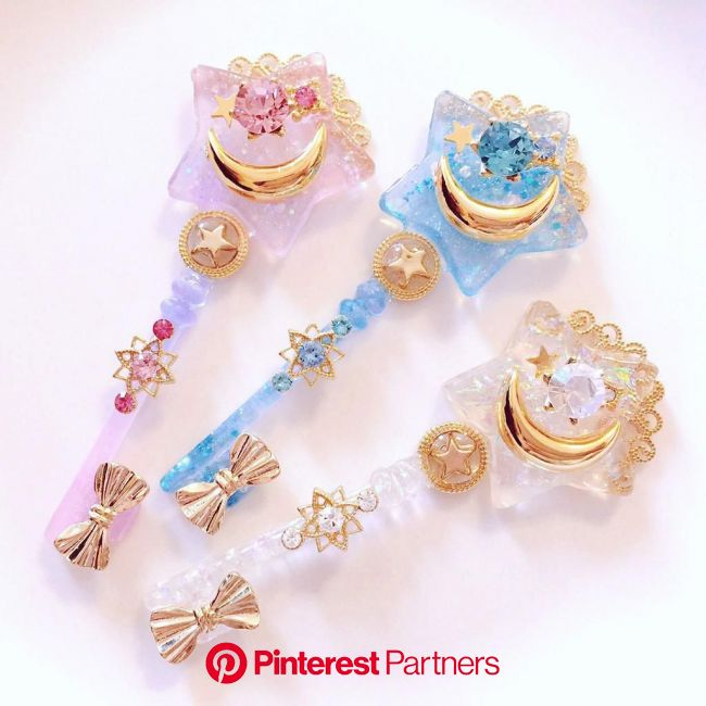 Kiyumie | Cute jewelry, Magical jewelry, Kawaii accessories