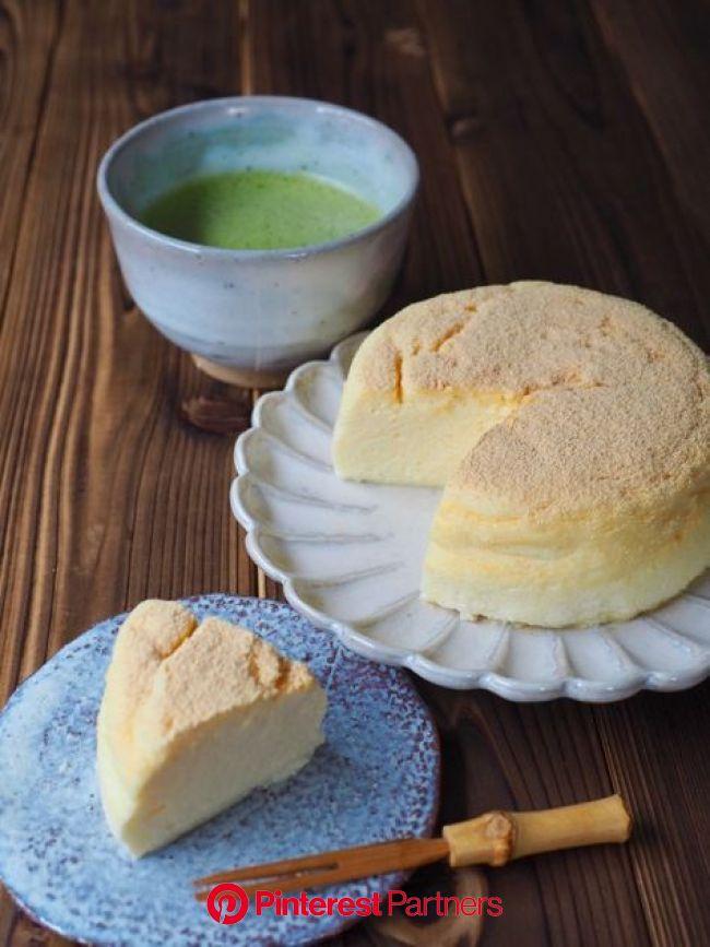 瞬溶け!お豆腐チーズケーキ | レシピ | スイーツ レシピ, レシピ, 豆腐 スイーツ
