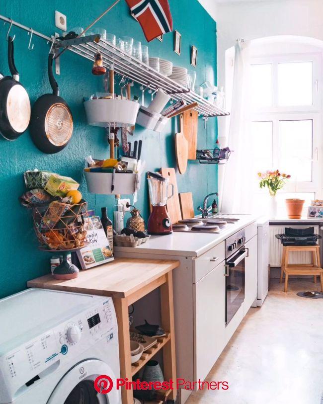 Drei einfache Tipps für die perfekte Küche [Video] [Video] (mit Videos) | Kleine wohnung küche, Kleine küche diy, Kücheneinrichtung kleine küche