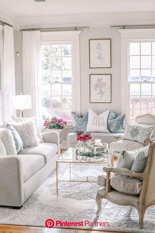 Instagram Roundup - June 2019 - Kinsey Walsh   Formal living rooms, House interior, Living room designs