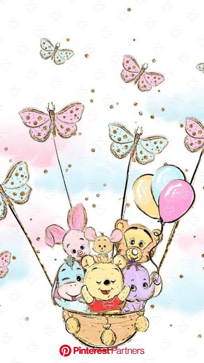 Winnie The Pooh | Cute winnie the pooh, Winnie the pooh drawing, Cute disney wallpaper