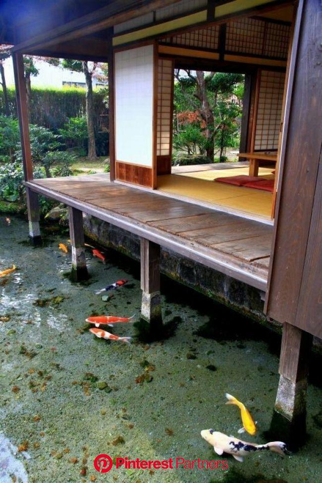 【オススメ】気軽にできる気分転換 | カボチャの馬車でドリフトする方法♡(画像あり) | 裏庭のアイデア, 日本家屋, 庭池